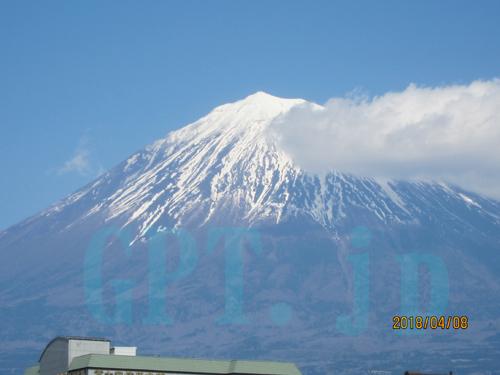 「富士山 Mt.FUJIYAMA」その力はとてつもなく雄大だ。